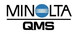 MINOLTA-QMS COMPATIBLE PRINTER STAPLES
